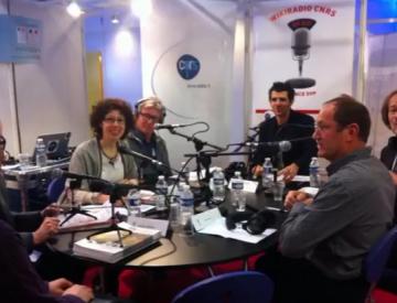 Nicolas Bocquet présente SUDOSCAN à la Wikiradio du CNRS