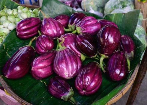 Alimentation, préférez la couleur violette !