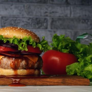 Hamburger de poulet et de pomme (4 personnes)